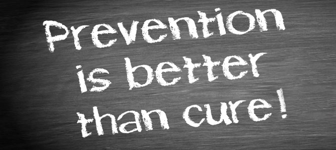 Description: Image result for prevention is better than cure